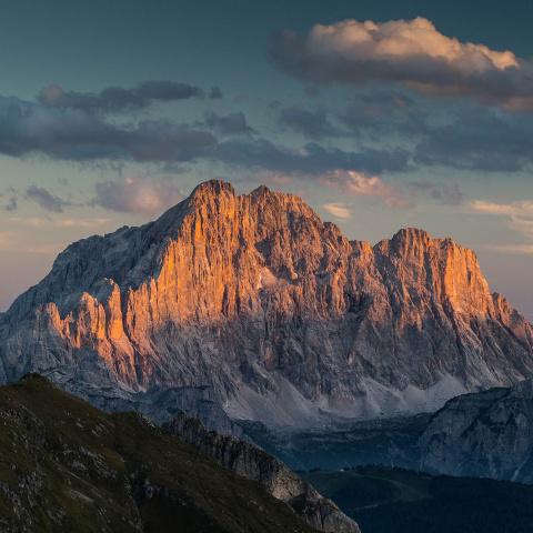 civetta-tramonto-alleghesi
